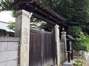 市川国府台樹木葬墓地の画像