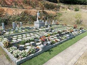 知多古見樹木葬墓地の画像