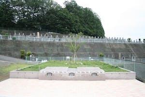 入間霊園樹木葬墓地の画像