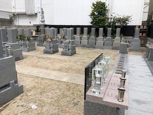 梅松山墓苑クリスタルガーデンの画像