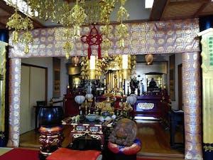 泉福寺 のうこつぼの画像
