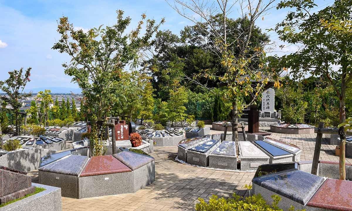 桜台・見性寺墓苑