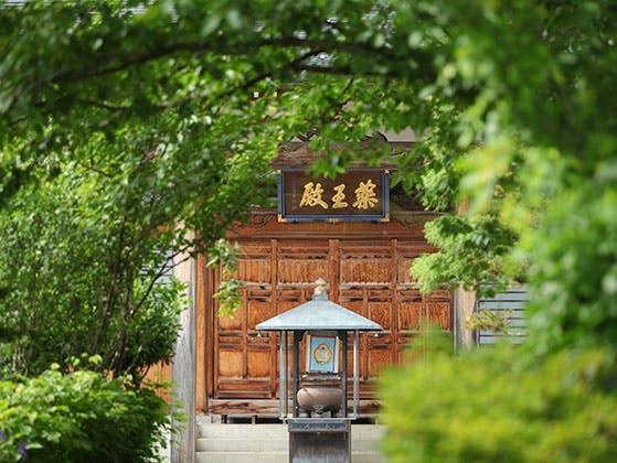 樹木葬霊園「花もみじ中野」