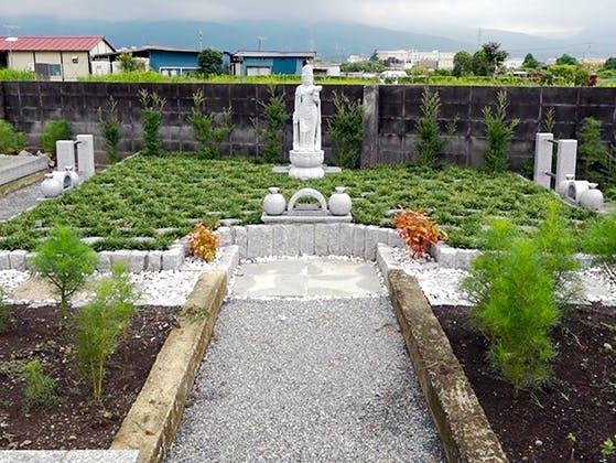 小田原富士見樹木葬墓地