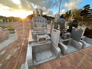 メモリーガーデン水戸東 ひかりの杜霊園の画像