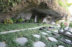 鎌倉樹木葬墓地・安穏廟の画像