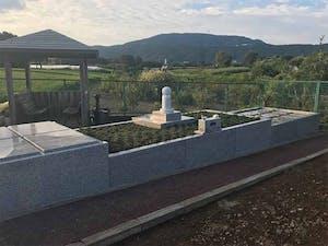 ガーデンメモリアル 土浦の庭の画像