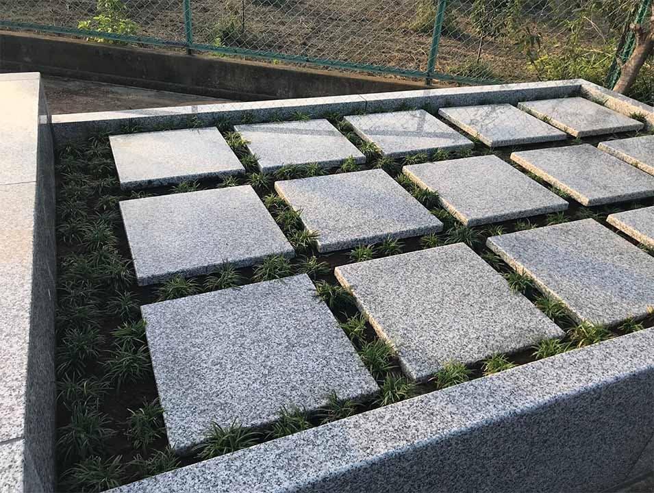 ガーデンメモリアル 土浦の庭