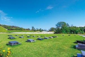 (公財)相模メモリアルパーク湘南森林霊園の画像