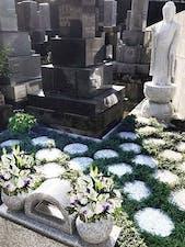 赤羽樹木葬墓地の画像