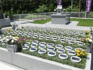 日光大室樹木葬墓地の画像