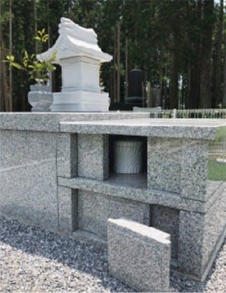 日光大室樹木葬墓地
