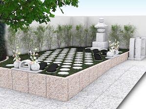 西船橋庭苑~都市型樹木葬墓地~の画像