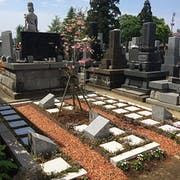 上越の樹木葬墓苑 はなみずきの画像