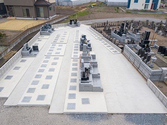 上佐鳥共同墓地