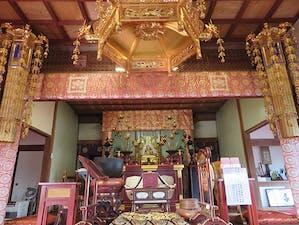 感応寺の画像