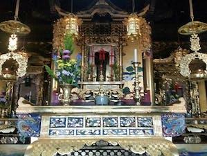 勝林寺 のうこつぼの画像