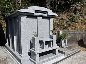 宇部護国神社納骨堂の画像