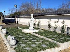 守谷取手樹木葬墓地の画像