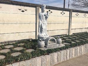 久喜樹木葬墓地の画像