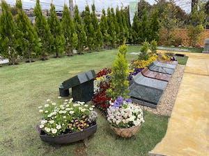 プレミアム小田原城山フレグランス樹木葬墓地の画像