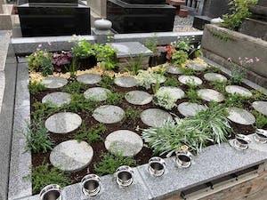プレミアム湘南江ノ島樹木葬墓地の画像