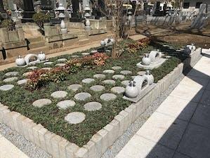 下都賀樹木葬墓地の画像