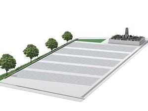 稲積メモリアル墓苑の画像