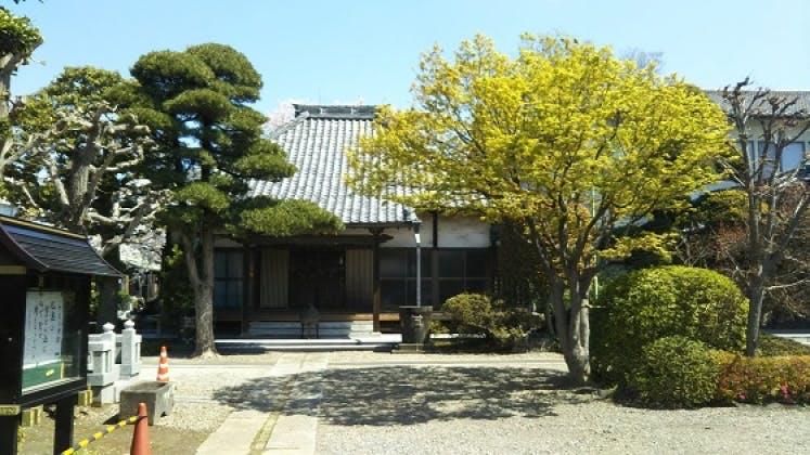 宝蔵寺墓苑