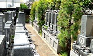 萬栄寺墓苑の画像