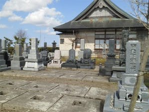 やすらぎ墓苑の画像