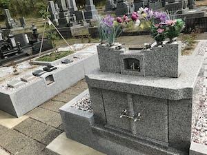 善行寺樹木葬墓苑 やわらぎ苑の画像