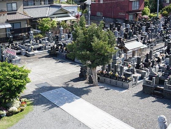 立安寺永代供養墓 施無畏