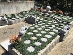 横浜矢指樹木葬墓地の画像