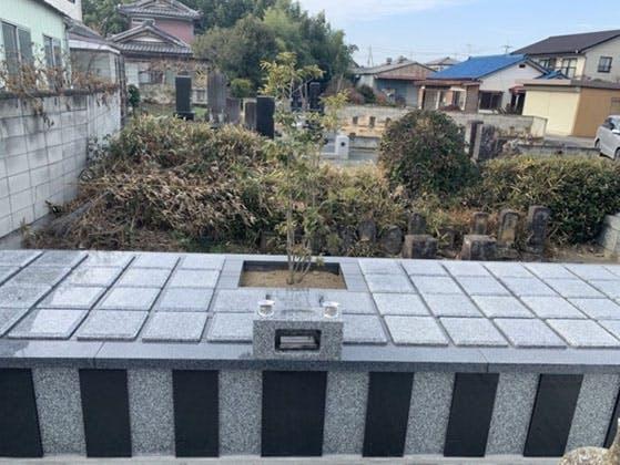 上大塚共同墓地 一般墓・樹木葬