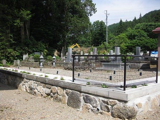 寿楽寺墓地