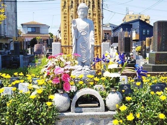 プレミアム茅ヶ崎樹木葬墓地