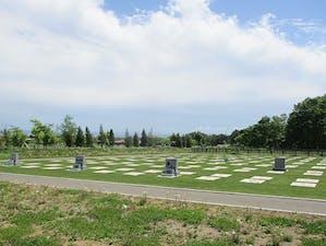 恵庭市営 恵庭第4墓園の画像