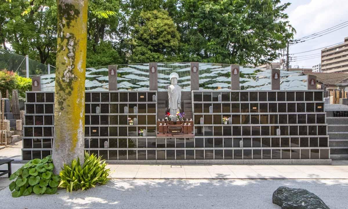 安樂寺 永代供養墓・樹木葬