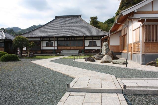 長福禅寺 自然墓苑