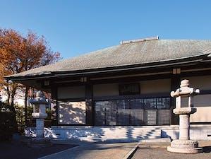 西蔵院 ガーデン型墓地の画像