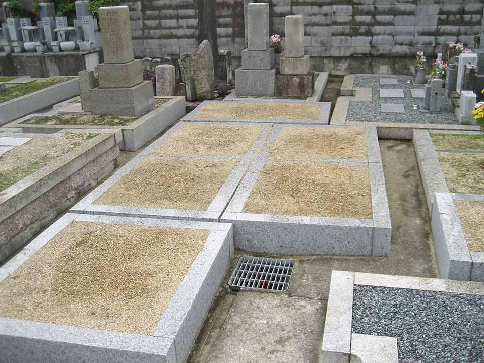 良玄寺墓地