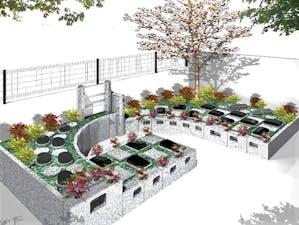 愛樹木葬墓地 蒲生・草加さくらガーデンの画像