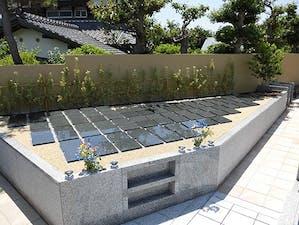 市川大野樹木葬墓地 個別永代供養墓の画像