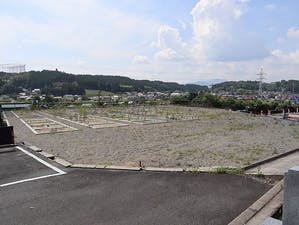 中津川市営 駒場青木墓地の画像