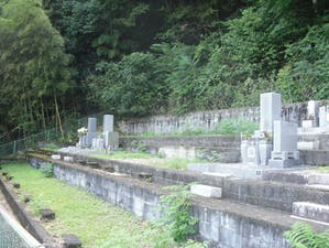 護生寺墓地の画像