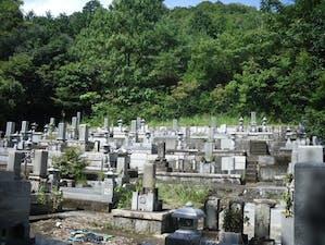 長昌寺墓地の画像