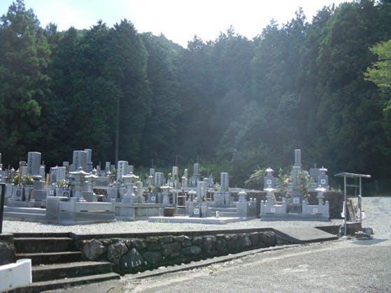 龍音寺墓地