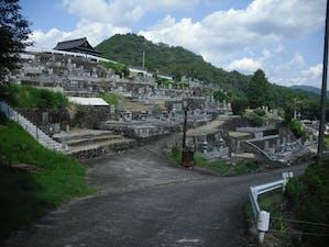 龍音寺墓地の画像