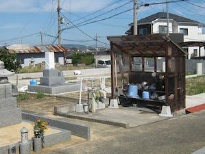 磯壁加守共同墓地の画像